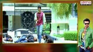 Ramcharan's Action Scenes Trailer in Racha Movie