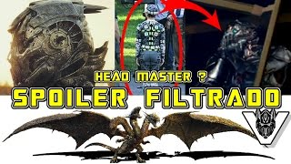 SPOILER Transformers The Last Knight - COGMAN HEAD MASTER?