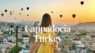 TURKEY - CAPPADOCIA AND ISTANBUL | Emirates Cabin Crew