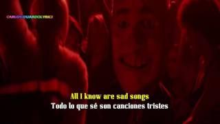 Mike Posner   I Took A Pill In Ibiza Español Lyrics