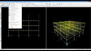 [SAP2000] Steel Structure TS - Full Design