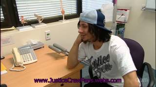 Lukas From Justice Crew on RPA 24/09/2010