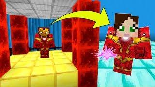 Minecraft: SUPERHERO TYCOON!!! (BUILD A SUPERHEROES FACTORY!) Modded Mini-Game