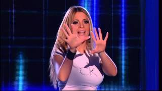 Jelena Kostov - Odlazite svi - PB - (TV Grand 14.05.2014.)