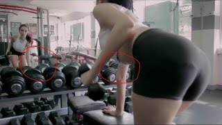Kim Domingo Video Gym Workout