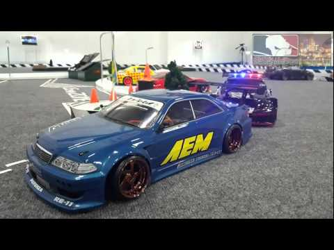GTRF DRIFT PREVIEW