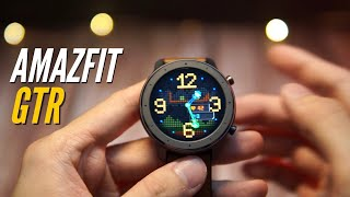 Amazfit GTR: Unboxing & In-Depth Look