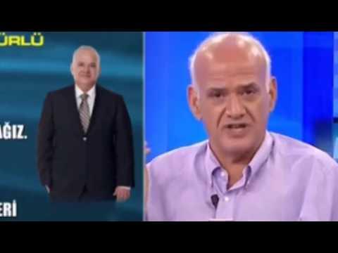 Mahmut Uslu'dan Ahmet Çakar'a sert cevap geldi!! Ahmet Çakar ve Mahmut Uslu canlı yayında kavgası