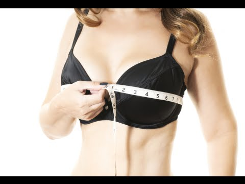 How to Measure Bra Cup Size at Home