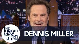 Dennis Miller Does His Impression of Guardians of the Galaxy