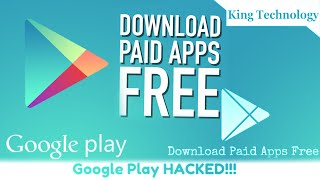 How To Get Any Paid App For Free From Google Play Store