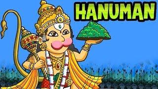 Hanuman | Animated Kids Full Movie In Hindi | Ramayan Cartoon Story For Kids | Kahaniyaan
