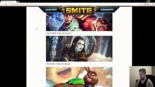 289 Smite Patch  Winter's Bite NEW GOD SKADI   YouTube