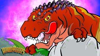Giganotosaurus | Dinosaur Songs from Dinostory by Howdytoons | S2E02