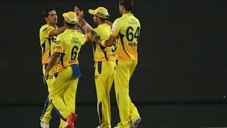 Pepsi IPL 2015: CSK beat RCB by 3 wickets to enter IPL final