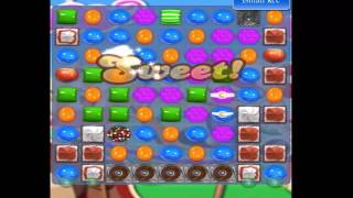 Candy Crush Saga Lavel 185  2016