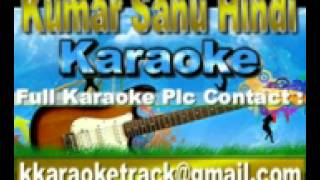 Tere Ghar Aaya Main Aaya Tujhko Lene Karaoke Kuch Kuch Hota Hai {1998} Alka,Kavita,Kumar Sanu
