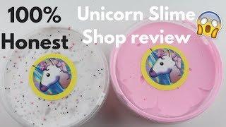100% Honest Unicorn slime shop review
