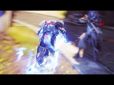 Destiny 2 Titan PvP Gameplay New Super Ability & Weapons