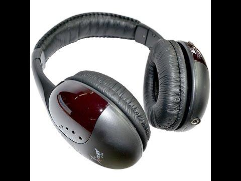 Fone de Ouvido Sem Fio KP-323 Como Montar e Usar
