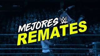 10 MEJORES REMATES WWE | TheExtremeBalor