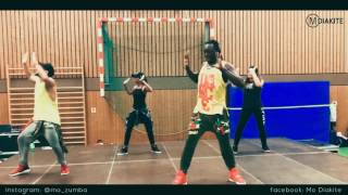 MO DIAKITE: *Sidiki Diabate- Mariage*  (Zumba® fitness choreography)