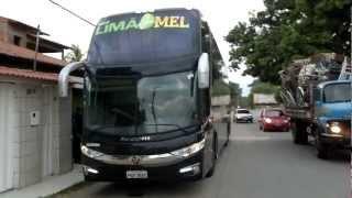 Ônibus da Limão Com Mel 2012 (HD)