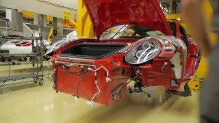 Porsche Production at Zuffenhausen - Assembly