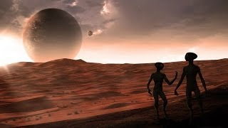 End of the Earth and new Life on Mars