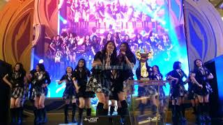 JKT48 - Part 3 @. Mobile Legend cup