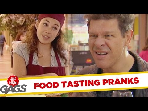 Xxx Mp4 Food Tasting Pranks Best Of Just For Laughs Gags 3gp Sex