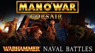 Man O' War: Corsair - Warhammer Naval Battles - Wait and Sea