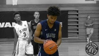 Remy Martin is an ELECTRIC guard, shows off game at Nike Peach Jam [2017/Oakland Soldiers]