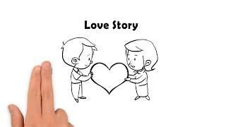 Romantis - Video Love Story Untuk Pacar #SahabatDesign.com