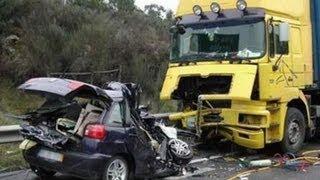 Choques de autos EN VIVO 2013