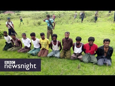 Xxx Mp4 Rohingya Crisis Reuters Journalists Held For Investigating Myanmar Killings BBC Newsnight 3gp Sex