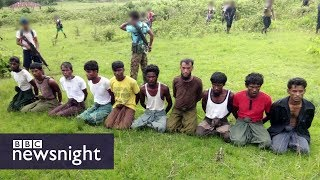 Rohingya crisis: Reuters journalists held
