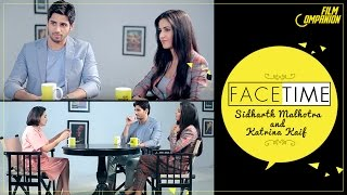Sidharth Malhotra & Katrina Kaif Interview | Face Time