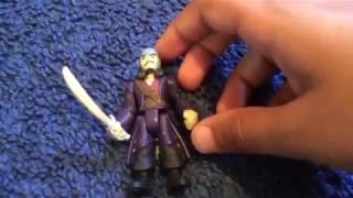 Pirates of the Caribbean dead men tell no tales toys will turner and ghost pirate.