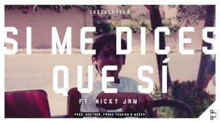 Cosculluela - Si Me Dices Que Si (feat. Nicky Jam) [Audio Oficial]
