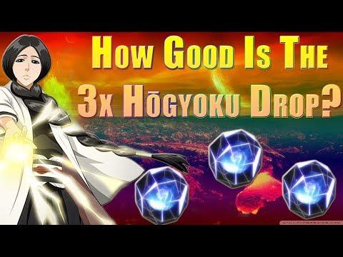 Xxx Mp4 HOW GOOD IS THE 3x HOGYOKU DROP RATE Inheritance Grind Talk Bleach Brave Souls 3gp Sex