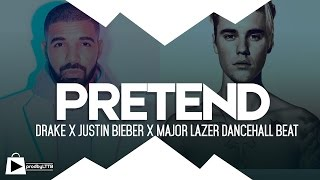 Drake x Justin Bieber x Major Lazer type beat | Dancehall Instrumental (prod by LTTB)