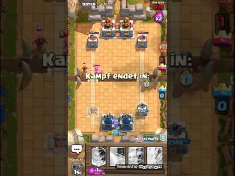 Clash Royal doukampf neue Update