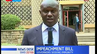 Kenyans to give views on Impeachment Procedure Bill
