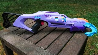 Review: Nerf Rebelle Secrets & Spies Codebreaker Unboxing