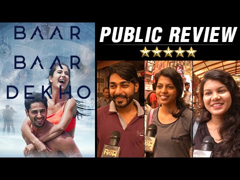 Xxx Mp4 Baar Baar Dekho Public Review Katrina Kaif Sidharth Malhotra 3gp Sex