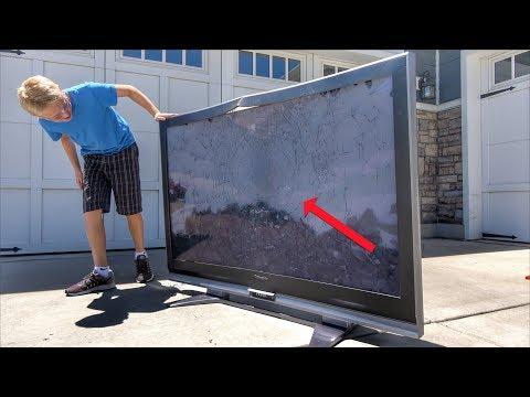 Xxx Mp4 What S Inside A 65 Inch Flat Screen TV 3gp Sex