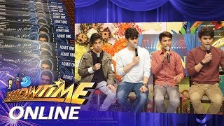 It's Showtime Online: Marlou Flores reveals he became the country's representative on the WCOPA