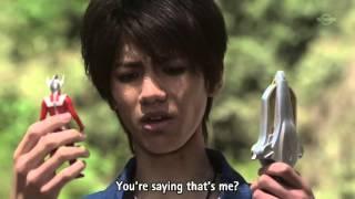Ultraman Ginga Episode 1 (English Sub)