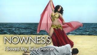 "Salma Hayek in ""I Saved My Belly Dancer"""